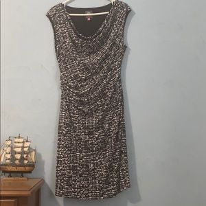 Vince Camuto Geometric Dress